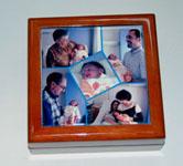 photos cadeaux personnalises fete des grands meres anniversaire porte cles photo prenom bapteme. Black Bedroom Furniture Sets. Home Design Ideas