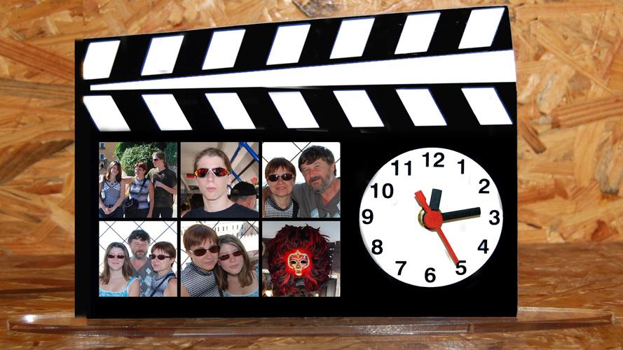 Photos cadeaux personnalises st valentin anniversaire porte cles photo prenom bapteme - Set de bureau personnalise ...