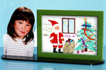Photo sculpture plus dessin