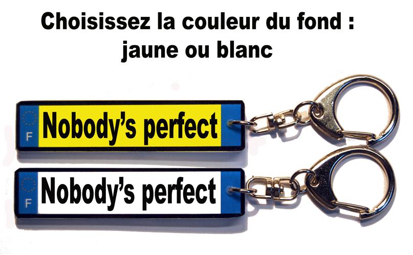 """Porte-cles Chapeau Melon avec texte /""""Chapeau bas/"""""""